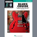 Download or print Dave Rubin West Coast Strut Sheet Music Printable PDF 3-page score for Blues / arranged Easy Guitar Tab SKU: 165562.