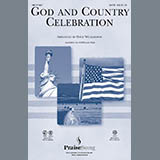 Download Dave Williamson 'God And Country Celebration (Medley) - Percussion' Printable PDF 3-page score for Patriotic / arranged Choir Instrumental Pak SKU: 271326.