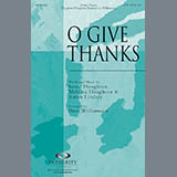 Download Dave Williamson 'O Give Thanks' Printable PDF 11-page score for Contemporary / arranged SATB Choir SKU: 280805.