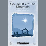 Download or print David Angerman Go, Tell It On The Mountain Sheet Music Printable PDF 9-page score for Christmas / arranged TB Choir SKU: 88404.