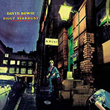 Download or print David Bowie Ziggy Stardust Sheet Music Printable PDF 2-page score for Rock / arranged Guitar Lead Sheet SKU: 164291.