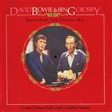 Download David Bowie & Bing Crosby 'Peace On Earth / Little Drummer Boy' Printable PDF 3-page score for Pop / arranged Easy Piano SKU: 49537.