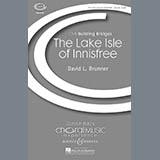Download David Brunner 'The Lake Isle Of Innisfree' Printable PDF 10-page score for Concert / arranged SAB Choir SKU: 70466.