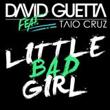 Download David Guetta 'Little Bad Girl (feat. Taio Cruz)' Printable PDF 7-page score for Pop / arranged Piano, Vocal & Guitar (Right-Hand Melody) SKU: 112143.