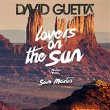 Download David Guetta 'Lovers On The Sun (feat. Sam Martin)' Printable PDF 5-page score for Dance / arranged Piano, Vocal & Guitar (Right-Hand Melody) SKU: 119429.