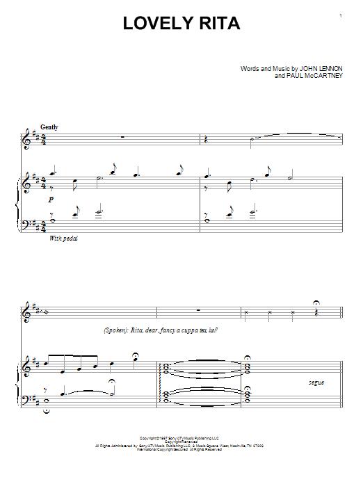 David Lanz Lovely Rita sheet music notes and chords. Download Printable PDF.