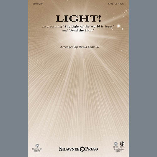 Easily Download David Schmidt Printable PDF piano music notes, guitar tabs for Choir Instrumental Pak. Transpose or transcribe this score in no time - Learn how to play song progression.