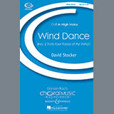 Download David Stocker 'Wind Dance' Printable PDF 9-page score for Concert / arranged SSA Choir SKU: 71285.