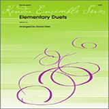 Download or print David Uber Elementary Duets Sheet Music Printable PDF 9-page score for Concert / arranged Brass Ensemble SKU: 124950.