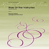 Download or print David Uber Ride Of The Valkyries From Die Walkure - Full Score Sheet Music Printable PDF 5-page score for Classical / arranged Brass Ensemble SKU: 368174.