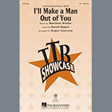 Download or print David Zippel I'll Make A Man Out Of You (from Mulan) (arr. Roger Emerson) Sheet Music Printable PDF 15-page score for Children / arranged TBB Choir SKU: 195440.
