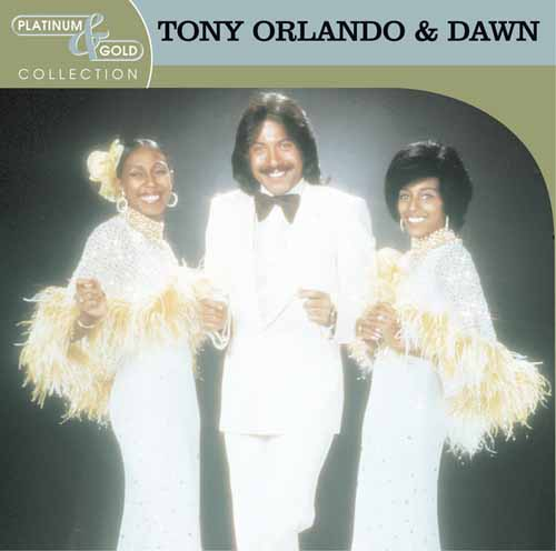 Easily Download Tony Orlando and Dawn Printable PDF piano music notes, guitar tabs for Guitar Chords/Lyrics. Transpose or transcribe this score in no time - Learn how to play song progression.