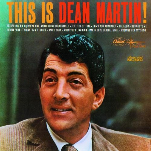 Easily Download Dean Martin Printable PDF piano music notes, guitar tabs for Easy Piano. Transpose or transcribe this score in no time - Learn how to play song progression.