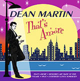 Download or print Dean Martin That's Amore (That's Love) Sheet Music Printable PDF 2-page score for Jazz / arranged Real Book – Melody & Chords – Bass Clef Instruments SKU: 62154.