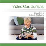 Download Deborah Ellis Suarez 'Video Game Fever' Printable PDF 3-page score for Pop / arranged Educational Piano SKU: 54692.