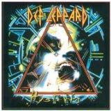 Download Def Leppard 'Hysteria' Printable PDF 3-page score for Rock / arranged Guitar Chords/Lyrics SKU: 48129.