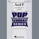 Download Deke Sharon 'Axel F' Printable PDF 10-page score for A Cappella / arranged SATB Choir SKU: 289844.