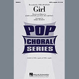 Download or print Deke Sharon Girl Sheet Music Printable PDF 11-page score for A Cappella / arranged TTBB Choir SKU: 286036.