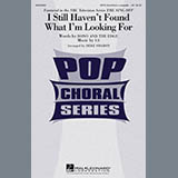 Download or print Deke Sharon I Still Haven't Found What I'm Looking For (from NBC's The Sing-Off) Sheet Music Printable PDF 16-page score for A Cappella / arranged SATB Choir SKU: 290151.