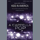 Download or print Deke Sharon Kids In America Sheet Music Printable PDF 18-page score for A Cappella / arranged SATB Choir SKU: 158324.