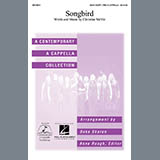 Download or print Deke Sharon Songbird Sheet Music Printable PDF 10-page score for A Cappella / arranged SSA Choir SKU: 281551.