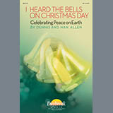 Download Dennis Allen 'I Heard The Bells On Christmas Day (Celebrating Peace On Earth) - Cello' Printable PDF 16-page score for Christmas / arranged Choir Instrumental Pak SKU: 331841.