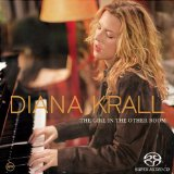 Download or print Diana Krall Almost Blue Sheet Music Printable PDF 4-page score for Jazz / arranged Piano, Vocal & Guitar SKU: 28035.