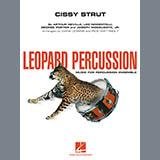 Download Diane Downs 'Cissy Strut - Drum Set' Printable PDF 1-page score for Funk / arranged Concert Band SKU: 368374.