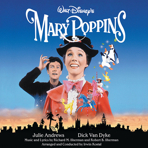 Easily Download Dick Van Dyke Printable PDF piano music notes, guitar tabs for Piano, Vocal & Guitar (Right-Hand Melody). Transpose or transcribe this score in no time - Learn how to play song progression.