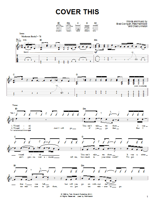 Dispatch Cover This sheet music notes and chords. Download Printable PDF.