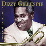 Download or print Dizzy Gillespie Con Alma Sheet Music Printable PDF 2-page score for Jazz / arranged Real Book – Melody & Chords – Bass Clef Instruments SKU: 61941.