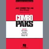 Download Dizzy Gillespie 'Jazz Combo Pak #46 (Dizzy Gillespie) (arr. Mark Taylor) - Eb Instruments' Printable PDF 8-page score for Jazz / arranged Jazz Ensemble SKU: 409519.