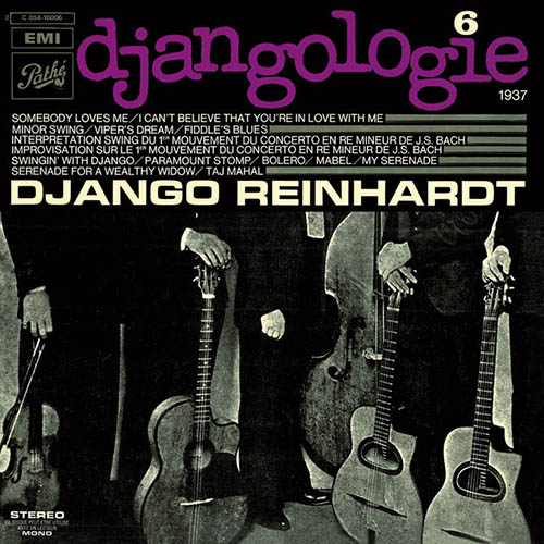 Easily Download Django Reinhardt Printable PDF piano music notes, guitar tabs for Piano, Vocal & Guitar (Right-Hand Melody). Transpose or transcribe this score in no time - Learn how to play song progression.
