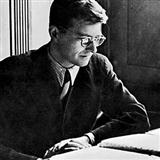 Download or print Dmitri Shostakovich Symphony No. 5 Sheet Music Printable PDF 6-page score for Classical / arranged Piano Solo SKU: 117269.