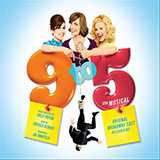 Download or print Dolly Parton 5 To 9 (from 9 to 5: The Musical) Sheet Music Printable PDF 2-page score for Musical/Show / arranged Piano, Vocal & Guitar (Right-Hand Melody) SKU: 77593.