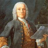 Download Domenico Scarlatti 'Sonata In D Minor' Printable PDF 2-page score for Classical / arranged Solo Guitar SKU: 122474.