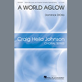 Download Dominick DiOrio 'A World Aglow - Bassoon 1' Printable PDF 2-page score for Concert / arranged Choir Instrumental Pak SKU: 411203.