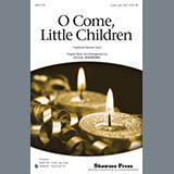 Download or print Doug Andrews O Come, Little Children Sheet Music Printable PDF 10-page score for Christmas / arranged 2-Part Choir SKU: 289396.