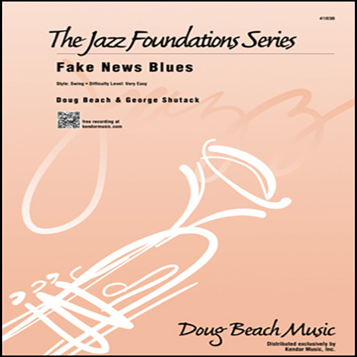 Fake News Blues - 2nd Trombone