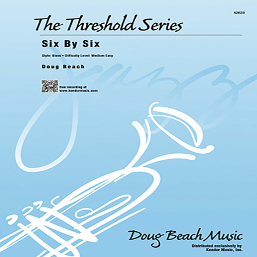 Easily Download Doug Beach Printable PDF piano music notes, guitar tabs for Jazz Ensemble. Transpose or transcribe this score in no time - Learn how to play song progression.