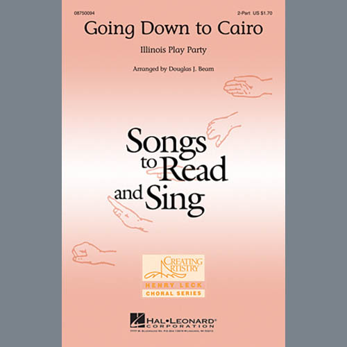 Easily Download Douglas Beam Printable PDF piano music notes, guitar tabs for 2-Part Choir. Transpose or transcribe this score in no time - Learn how to play song progression.