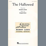 Download or print Douglas Beam The Hallowed Sheet Music Printable PDF 8-page score for Concert / arranged 2-Part Choir SKU: 178930.