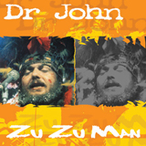 Download Dr. John 'Zu-Zu Mamou' Printable PDF 6-page score for Jazz / arranged Piano, Vocal & Guitar (Right-Hand Melody) SKU: 410172.