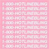 Download Drake 'Hotline Bling' Printable PDF 6-page score for Pop / arranged Piano, Vocal & Guitar (Right-Hand Melody) SKU: 162164.
