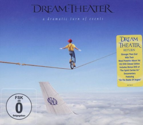 Easily Download Dream Theater Printable PDF piano music notes, guitar tabs for  Drums Transcription. Transpose or transcribe this score in no time - Learn how to play song progression.