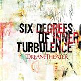 Dream Theater 'Six Degrees Of Inner Turbulence: III. War Inside My Head' 6-page score for Pop / arranged Guitar Tab SKU: 155203.