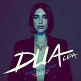 Download Dua Lipa 'Swan Song (from Alita: Battle Angel)' Printable PDF 4-page score for Pop / arranged Piano, Vocal & Guitar (Right-Hand Melody) SKU: 409078.