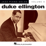 Download Duke Ellington 'Dancers In Love (arr. Brent Edstrom)' Printable PDF 5-page score for Jazz / arranged Piano Solo SKU: 64803.