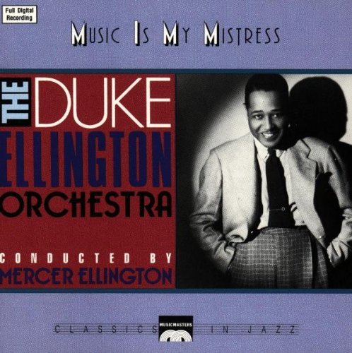 Duke Ellington, I'm Just A Lucky So And So, Piano, Vocal & Guitar (Right-Hand Melody)