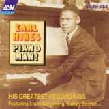 Download or print Earl Hines Piano Man Sheet Music Printable PDF 12-page score for Jazz / arranged Piano Solo SKU: 122209.